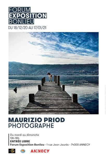 Exposition : photographies Maurizio Priod