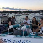 Blue Diamond Taxi Boat