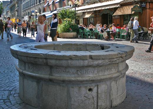Le puits Saint-Jean