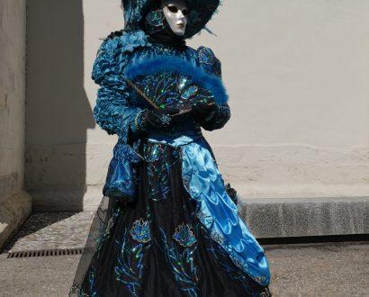 Masque du Carnaval vénitien
