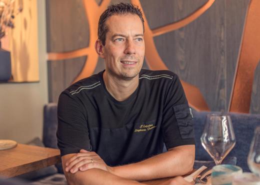 Chef Stéphane Dattrino