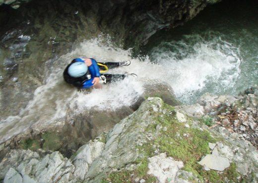 Toboggan-Canyoning-Annecy