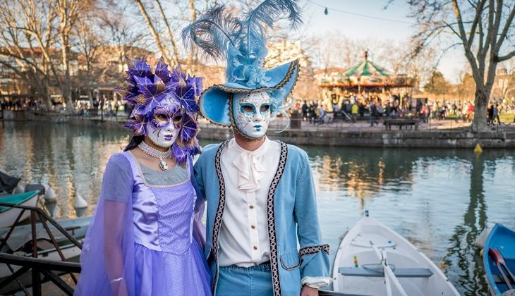 Le Carnaval vénitien