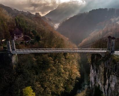 Le Pont de l'Abîme