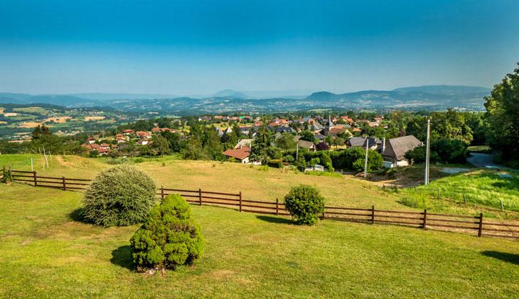 Le village de Quintal