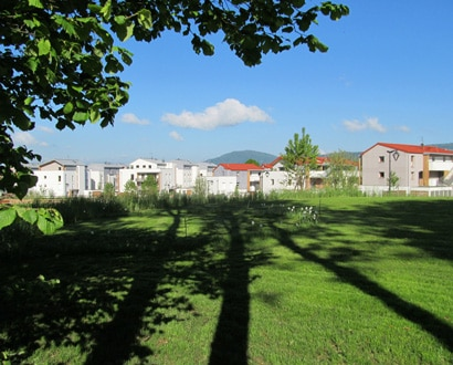Ecoquartier d'Argonay