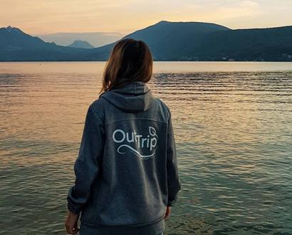 Repos face au lac d'Annecy