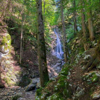 Cascade Villaz © Lac Annecy Tourisme - Chloé GAONA